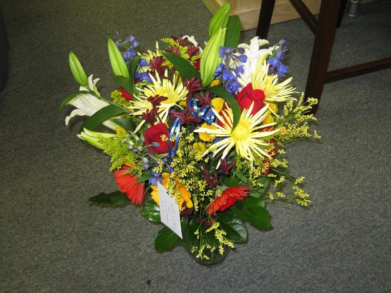 Floral Arrangement - Spring