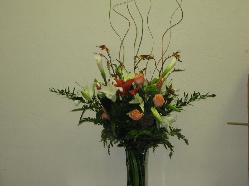 Reception arrangement