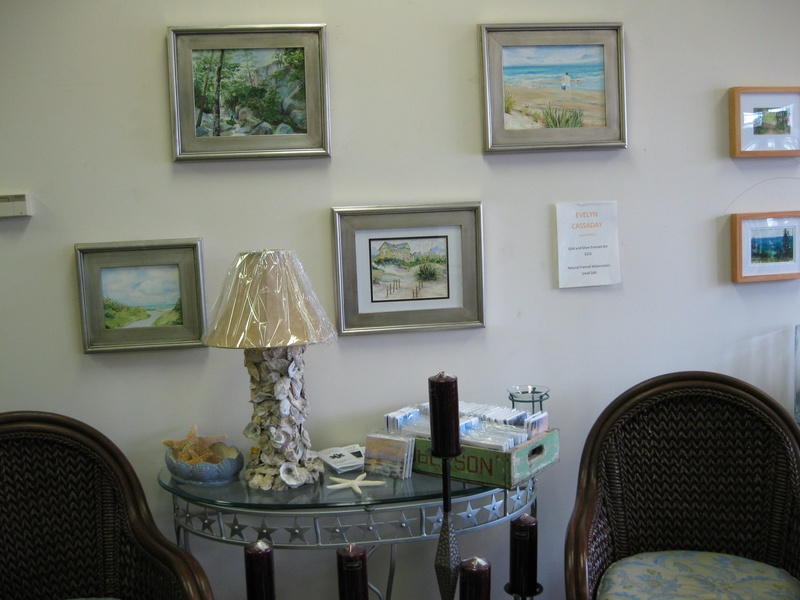 Oils and Watercolor Paintings by Local Artist