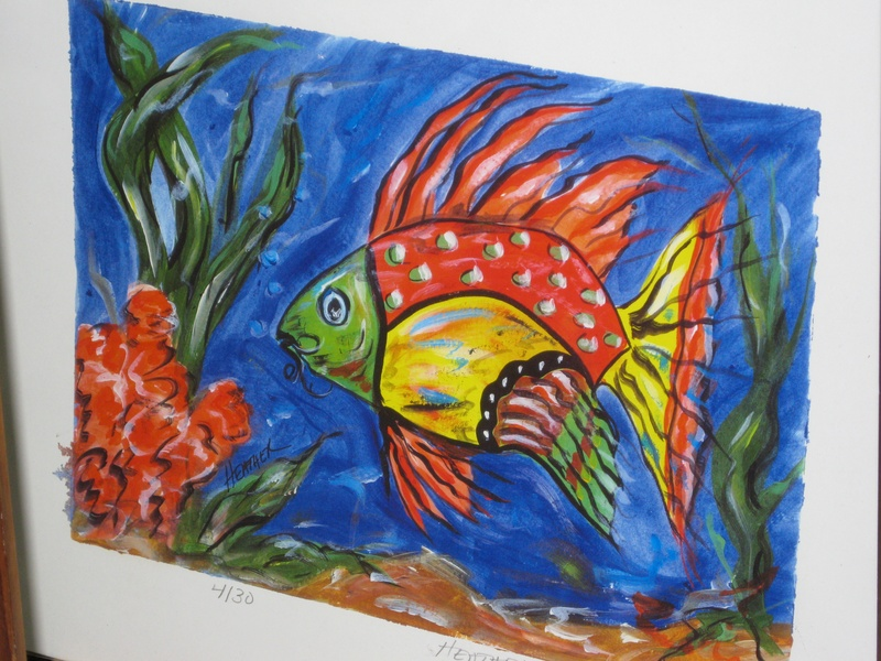 Heather Stouffer Limited Print - Local Artist